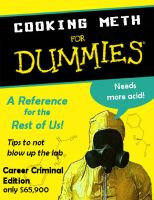 A Criminal's Guide for a Safe Home Cooking by Scarlett-the-Red