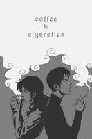 coffee and cigarettes by viCtORy-SaN