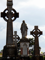 Limerick Cemetery -1- by IoannisCleary
