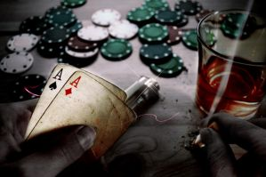 Black poker by NaViGa7or