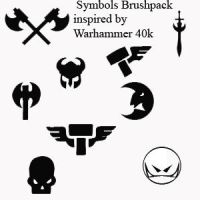 Symbol Brushset by LeifHawk
