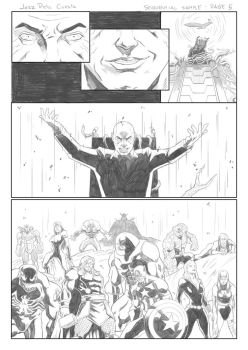 x-men sequential sample page 5 by jazzdelacuesta