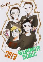 FOB Summer by ameco07