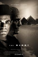 """The Mummy"" - Poster by NewRandombell"