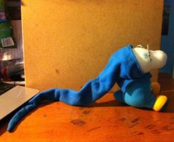 John Egbert Scalemate (profile view) by Angrykarkat25