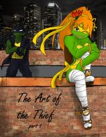 Art of the Thief-Part 1 Cover by musable