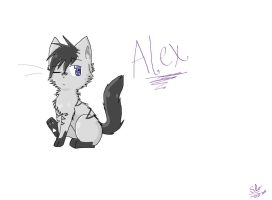 Alex :request: by The-stray-cat