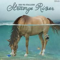 Strange River by frisbee-horseland