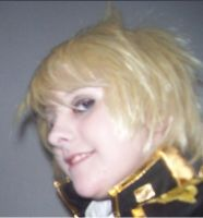 Mikage Cosplay :D by NologicWonderland