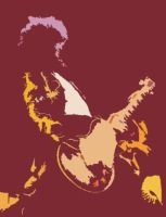 Jimmy Page by moon-glaze