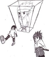 Sasuke Sketches by Dreballin3x