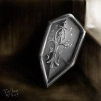 Gondor Shield by Norloth