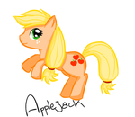 Applejack by chilce