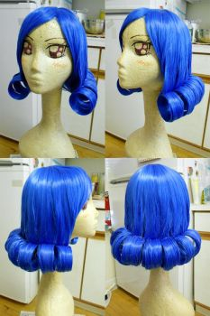 Juvia Wig Commission by Pisaracosplay