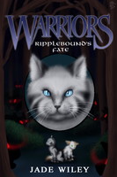 Ripplebound's Fate Cover (commission) by DragonwolfRooke
