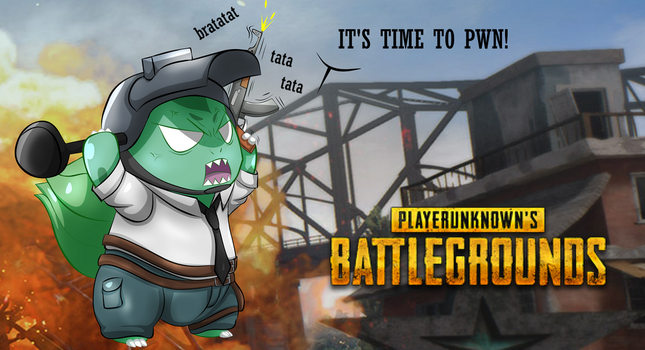 Welcome to Players Unknown Battleground by Unknown117