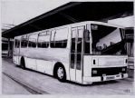 Old BUS Karosa drawing by AjoslaF