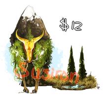 Earth Ox - Paypal Design Sale by Susiron