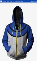 Ash Ketchum Hoodie by seventhirtytwo