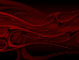 Flames - Tribal Red by jbensch
