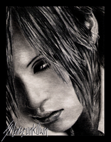 Uruha In Pencil by MSilenceART
