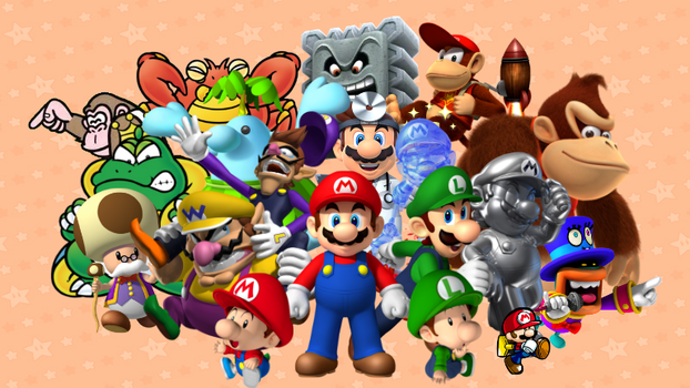 Charles Martinet's Gang by KingBilly97