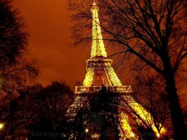 Orange Paris by sirena-pirey