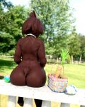 Chocolate Easter Bunny by Rivaliant