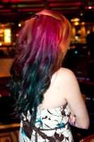 Colors in Curls by lizzys-photos