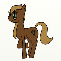 Chocolate Ice Cream MLP Offer To Adopt ~OPEN by AmyLovesPenguins