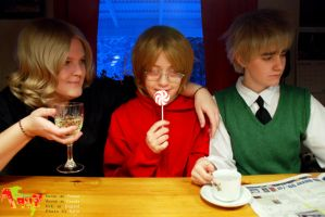 APH-cosplay: Family Portrait by Kumagorochan