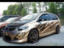 Nissan Tiida by phareck