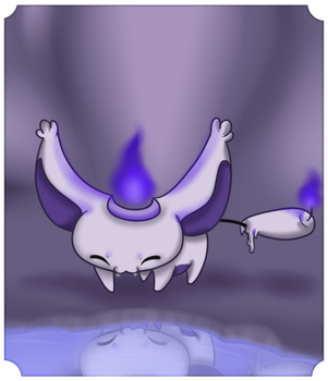 [PKMNation] Reflection by RENA-LOVES-LUCA