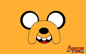 Jake the Dog - Adventure time Wallpaper by Messix