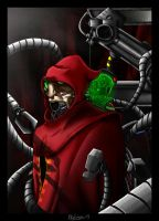 Tech-priest Enginseer by KKylimos