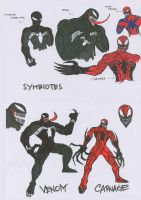 Symbiotes by TakarinaTLD93