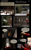 The Prince   Page 1 of 4 by hyperjet