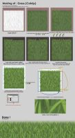 Making of : Grass by Doodah