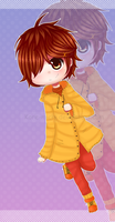 Un Chibi Matthew //Digamos que es un fan art by KoRe-MiChI