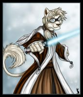 Alpha Jedi by Astrocat