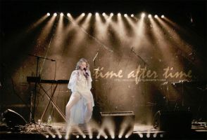 time after time. by awesomemileyray