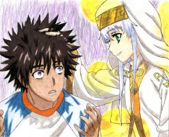 Touma and index by screwston12