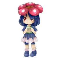 Patch the Vileplume by Azurane
