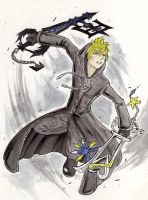 Commission: Roxas by score6