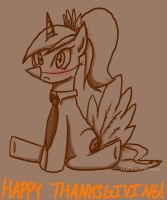 Happy Thanksgiving 2015! (1/3) by FiveyWhooves