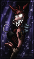 Foxy - Five Nights At Freddy's by zaameen