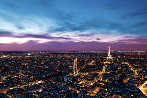 paris view by LeMex