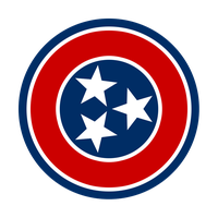 Tennessee Roundel by Viereth