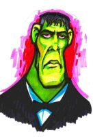 Lurch Marker Doodle by JollyGorilla