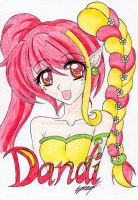 Dandi - coloured by haine-bear